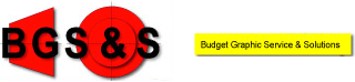 Budget Graphic Service & Solutions